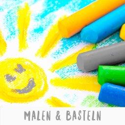 Malen und Basteln 16.1-24.2