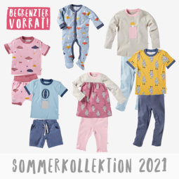 Sommerkollektion 2021 13.6-31.7