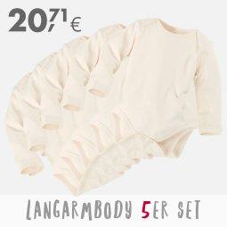 Online bis 31.12.2020 - Langarmbody