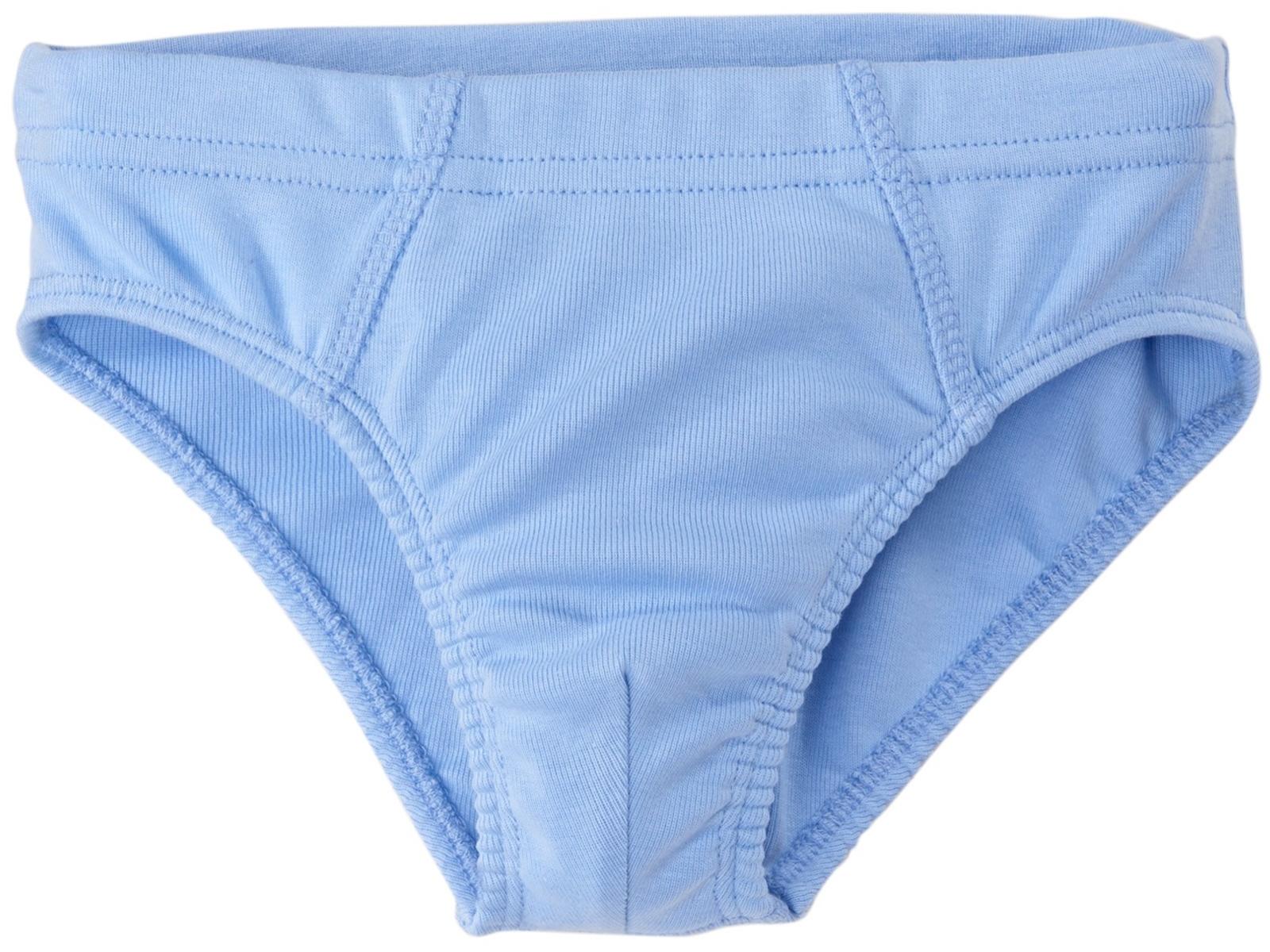 3 St Jungen Baumwoll Unterhosen Slips *NEU*  JB207a