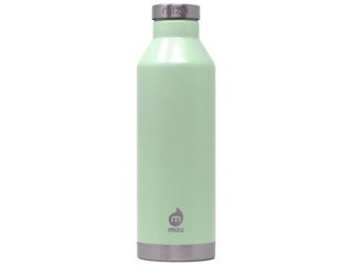 "Trinkflasche Thermosflasche Edelstahl V8 ""Sea Glass"""