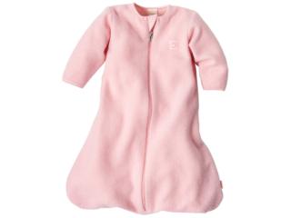 """Schlafsack Baby, Baumwolle (kbA)/Schurwolle (kbT), """"Milou"""" rosé"""
