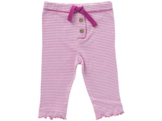 Baby und Kinder Leggings rosa-geringelt