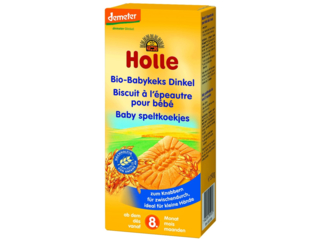 Bio-Babykeks Dinkel, 150 g
