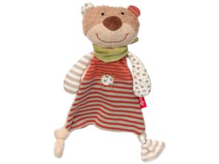 Schnuffeltuch Bär