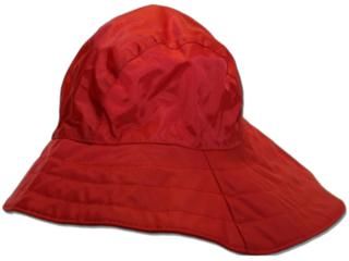Südwester - Regenhut für Babys und Kleinkinder rot