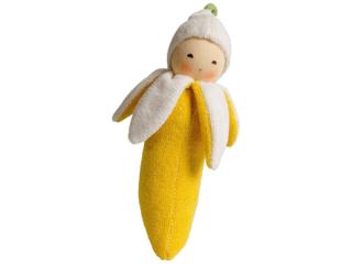 Greifling Banane, gelb
