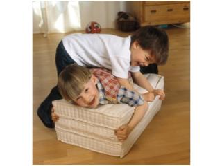 Kapok-Matratze für Kinder u. Jugendliche (70x140cm)