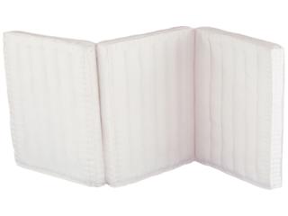 Klappmatratze (Kapok) für Jugendliche und Erwachsene (90x200 cm)