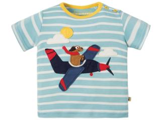 Baby und Kinder T-Shirt Skybus