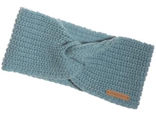 """Damen Stirnband """"Holunda"""" mit Knoten-Detail cameo blue"""