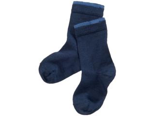Kinder Socken marine