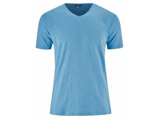 "Herren T-Shirt ""Glen"" turquoise"