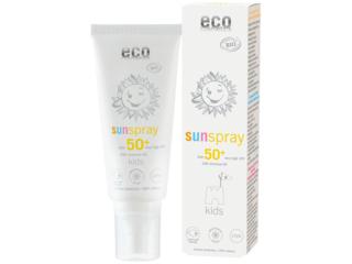 Kids ECO Sonnenspray LSF 50+