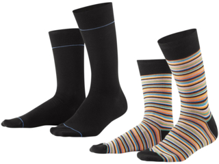 "Herren Socken ""Iven"" 2er Pack multi colour"