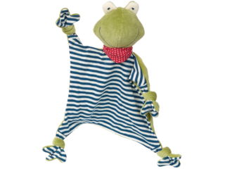 Schnuffeltuch Frosch