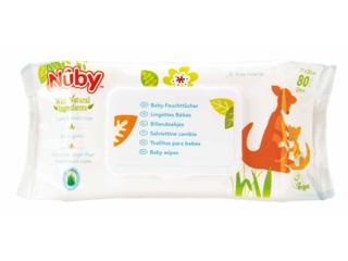 All Natural Baby-Feuchttücher