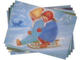 Postkarten Winter