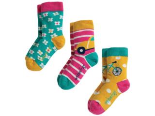 Kinder Socken 3er Pack Susie