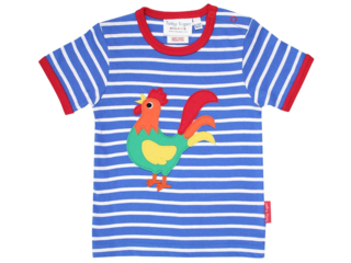 Kinder T-Shirt Hahn