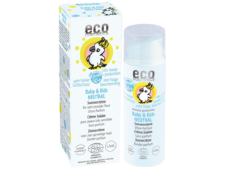 Baby & Kids Sonnencreme LSF 50+ neutral