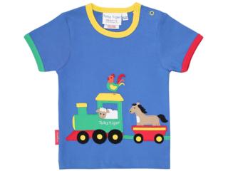 Kinder T-Shirt Tierzug