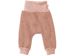 Baby Hose Bio-Merino-Wollwalk (kbT) rosé