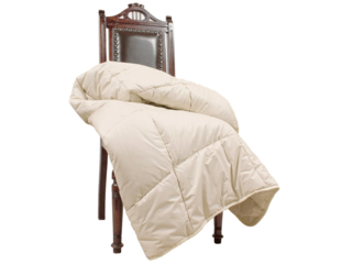 Bettdecke für Erwachsene Kamelflaumhaar waschbar