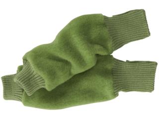 Kinder Stulpen Merino-Schurwollfleece (kbT) ca. 35 cm lang