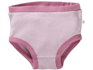 Baby und Kinder Slip Bio-Baumwolle rosa