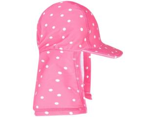 Baby und Kinder Sonnenhut UV 50  plus Flamingo