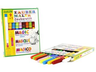 Zaubermaler 9 plus 1, inklusive Farbwechselstift