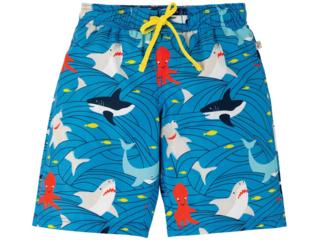Kinder Badehose UV Schutzkleidung UV 50 plus Hai