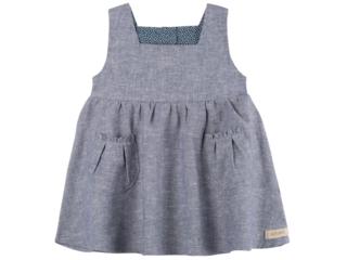 Baby Kleid UV Schutzkleidung UV 30 indigo