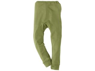 Kinder Unterhose langes Bein grün
