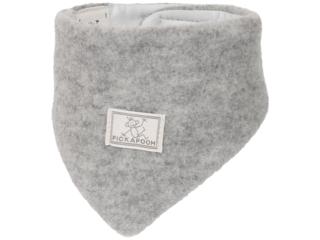 Baby und Kinder Dreieckstuch grau