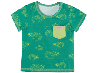 Baby T-Shirt UV Schutzkleidung UV 50 Kugelfisch