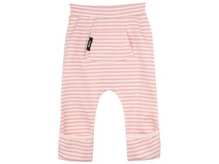 Baby Hose Nicky-Qualität peach-gestreift