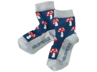 Kinder Socken Fliegenpilze