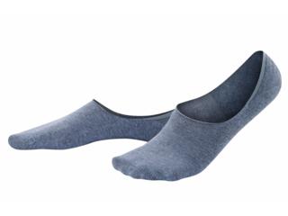 """Herren Socken Füßlinge 2er Pack """"Iker"""" infinity blue"""