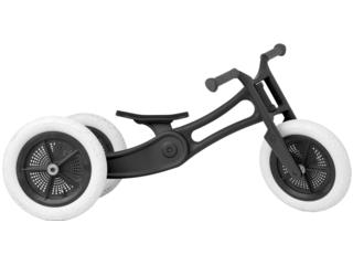 "Wishbone Bike Dreirad Laufrad 3-in-1 ""Recycled Edition"" schwarz"