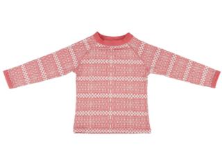 "Kinder Langarmshirt Badeshirt UV Schutzkleidung UV 50+ ""Mali"""
