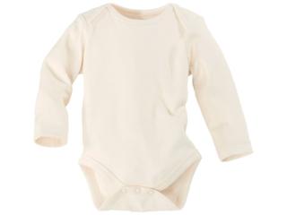 """Baby Langarmbody Bio-Baumwolle """"pure basic"""""""
