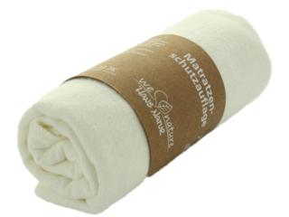Matratzenauflage Beistellbett Bio-Baumwolle natur