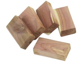 Mottenschutz Zedernholz Blöcke