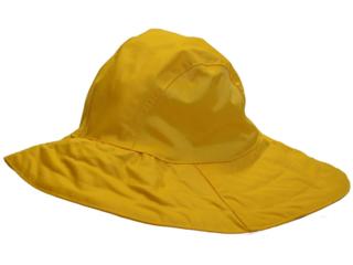 Südwester - Regenhut für Babys und Kleinkinder gelb