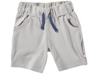 Kinder Shorts Bio-Baumwolle beige