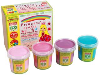 "Fingerfarben ""Princess Ecofee"""
