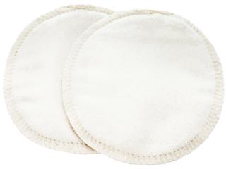 Stilleinlagen Bio-Baumwolle, 3-lagig, 1 Paar