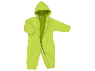 """Baby und Kinder Overalll mit Kapuze """"BabyTodd`s"""" limone"""
